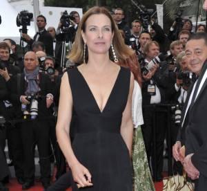 Cannes 2012 : Carole Bouquet, noir c'est noir...