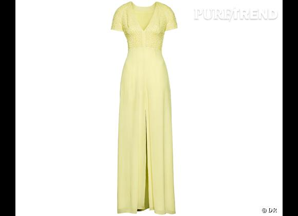 Must Have : H&M Exclusive Conscious Collection    Maxi robe fendue, 79,95 €