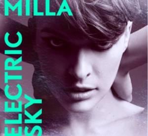 Milla Jovovich pendant le LifeBall 2012 à Vienne.