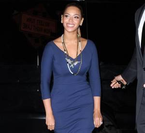 Beyonce VS Jessica Biel : la robe en V Victoria Beckham