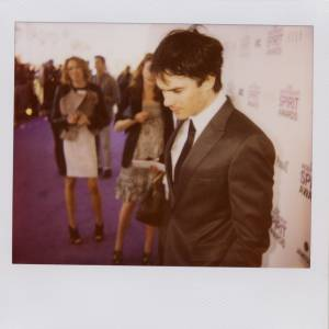 Ne sois pas si timide, Ian !