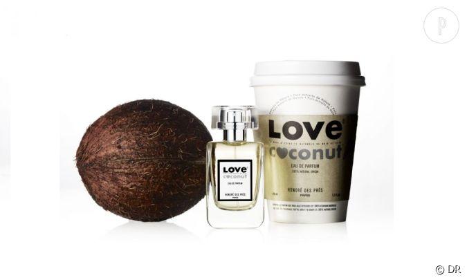 mon vanity part en vacances eau de parfum love coconut honor des pr s 76 une eau de. Black Bedroom Furniture Sets. Home Design Ideas