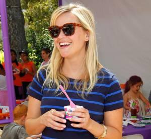 Reese Whiterspoon, mère de famille investie