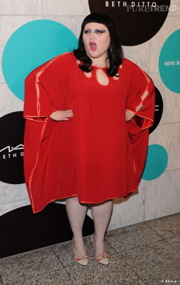 Beth Ditto, une fille hors norme.