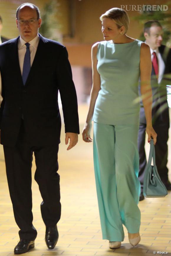 Le couple royal revient sur les lieux de leur première rencontre.