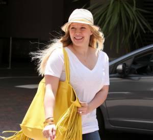 Le flop mode : Hilary Duff, prête à craquer