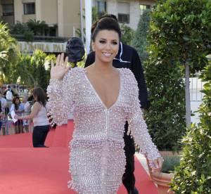 Eva Longoria, un sans-faute mode au festival de Monte-Carlo 2012