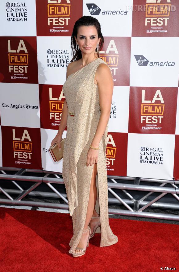 """Penelope Cruz à la première de """"To Rome with Love"""" au Festival du film indépendant de Los Angeles."""