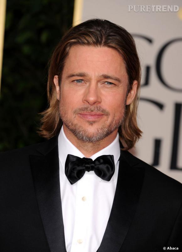 Papa gloire d'Hollywwod : Brad Pitt décroche la palme.