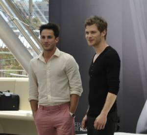 Monte Carlo 2012 : Vampire Diaries, l'interview de Joseph Morgan et Michael Trevino