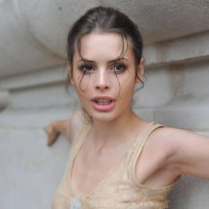 Charlotte Kem Muhl, glamour même au naturel.