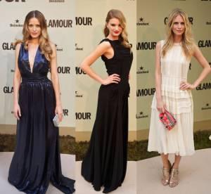 Poppy Delevingne, Lily Donaldson, Petra Nemcova : match de robes pour la soirée Glamour