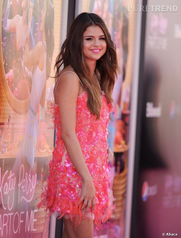 "Selena Gomez à l'avant-première de ""Katy Perry : Part of Me 3D"" à Los Angeles."