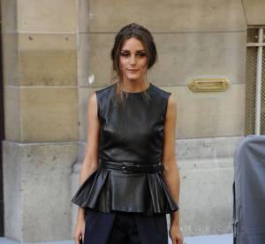 Olivia Palermo, toujours à la pointe chez Dior