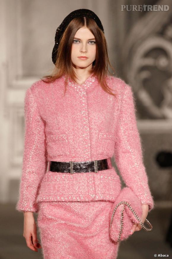 Le Choupette bag de Chanel.