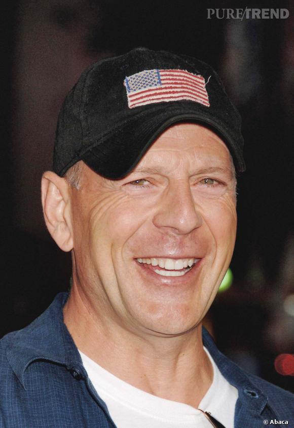 Bruce Willis aime son pays.