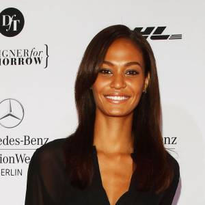 Joan Smalls toujours aussi rayonnante.