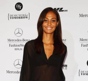 Le look du jour : Joan Smalls, muse berlinoise de Mario Testino