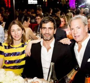 Marc Jacobs et Sharon Stone, à l'honneur à Paris pour le gala de l'amfAR Inspiration
