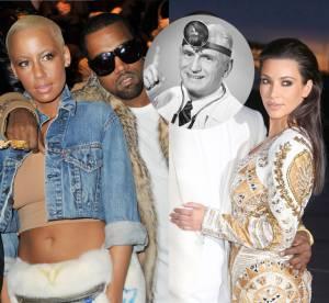 Amber Rose VS Kim Kardashian, même combat pour Kanye West ? La réponse du Dr People !