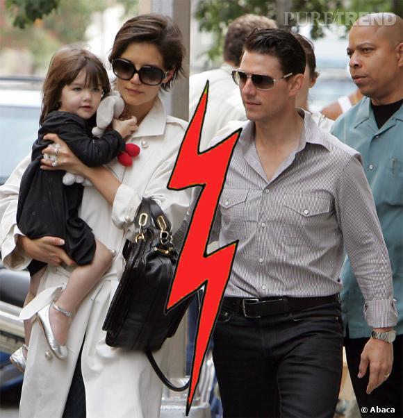 Le divorce de Katie Holmes et Tom Cruise continue de faire les choux gras de la presse