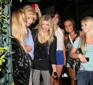 Fergie : son nouveau look rock and chic dans les rues de Beverly Hills