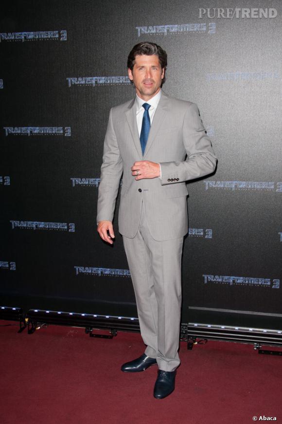 """Patrick Dempsey a postulé pour obtenir le rôle de Gregory House dans """"Dr. House"""". Il est finalement appelé quelque semaines plus tard pour """"Grey's Anatomy""""."""