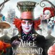 """""""Alice aux Pays des Merveilles"""" ne met pas tellement Anne Hathaway en avant, mais c'est un rôle original (2010)"""