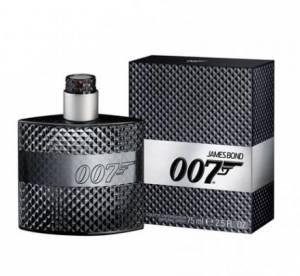 Il se parfume avec Bond, James Bond