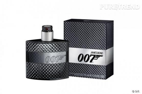 On offre le parfum James Bond 007 à notre moitié en espérant qu'il se change en espion Anglais.