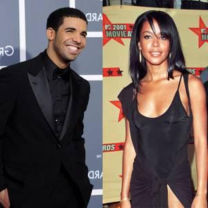 """Drake préparerait un album posthume pour Aaliyah et il a dévoilé dimanche le morceau """"Enough Said"""" sur internet."""