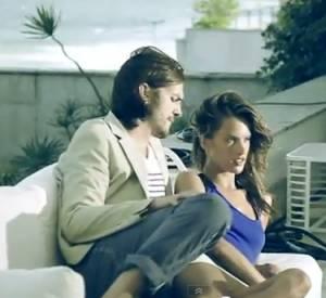 Le making of de la publicité Colcci avec Ashton Kutcher et Alessandra Ambrosio.