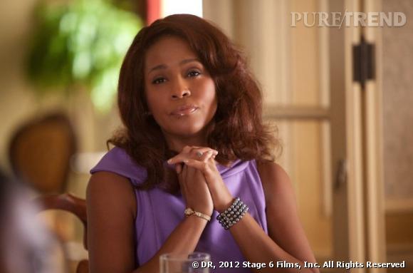 """Whitney Houston dans """"Sparkle"""", son dernier rôle au cinéma."""