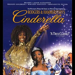 """Whitney Houston dans """"La légende de Cendrillon"""", un chef d'oeuvre passé inaperçu !"""