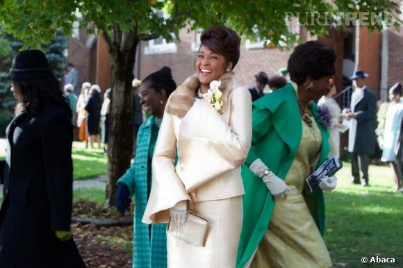 """Whitney Houston dans """"Sparkle"""" de Salim Akil sorti aujourd'hui dans les salles américaines."""