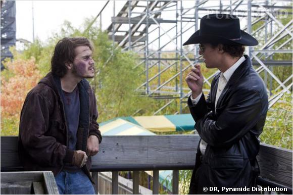 Emile Hirsch au côté du Killer Joe : Matthew McConaughey.