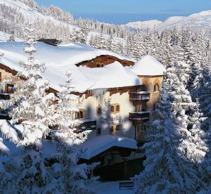 La marque suisse Cellcosmet s'installe au Spa des Airelles