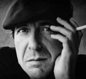 Dominique Issermann met en image les dernières chansons de Leonard Cohen