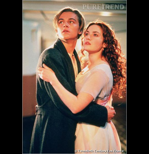 Mythique et romantique : le couple DiCaprio/Winslet dans Titanic