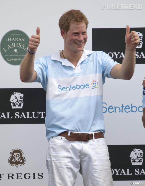 Le Prince Harry fête aujourd'hui ses 28 ans.