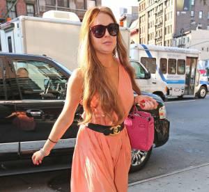 Lindsay Lohan : enfin sur la bonne voie mode ?