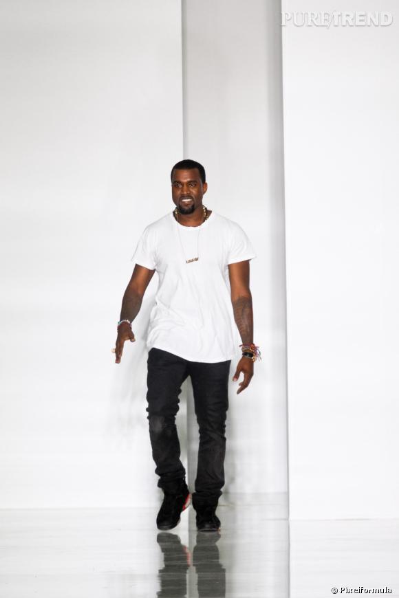 Kanye West a annulé son prochain défilé parisien.