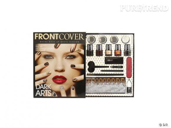 Kit Dark Arts de Front Cover, 25 €, en vente chez Sephora et sur www.sephora.fr