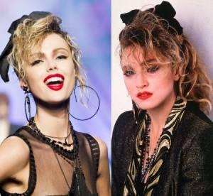 Madonna, Michael Jackson... Les coiffures cultes du défilé Jean Paul Gaultier