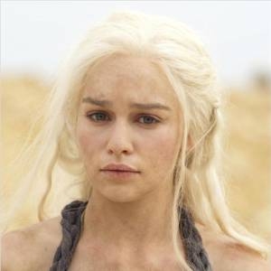 "Emilia Clarke, la petite bombe de ""Game of Thrones""."