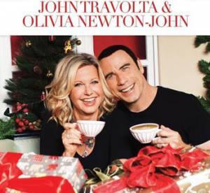 John Travolta et Olivia Newton-John : retrouvailles des stars de Grease autour d'un album de Noël