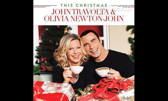"John Travolta et Olivia Newton-John se retrouvent pour l'album ""This Christmas""."