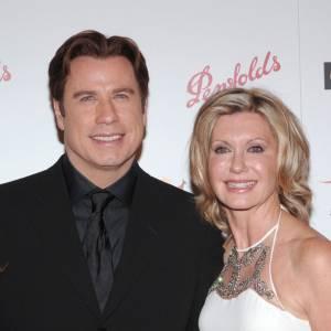 John Travolta et Olivia Newton-John, des amis de longue date.
