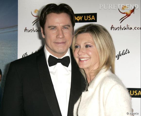 John Travolta et Olivia Newton-John se retrouvent trente ans après.