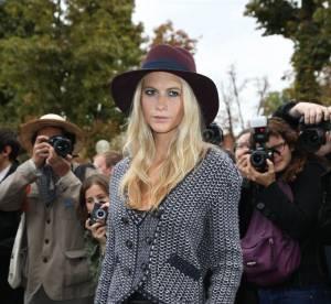 Poppy Delevingne : rebelle couture chez Chanel... A shopper !